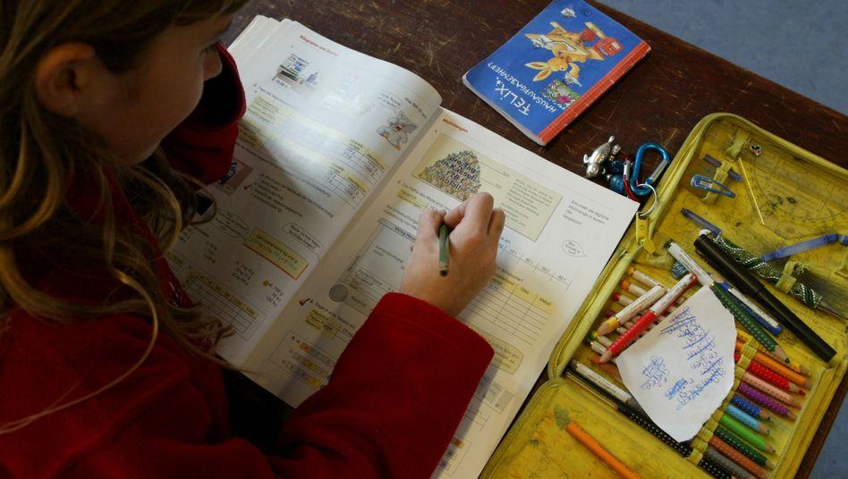 Mathe in der Grundschule: Mehr als 110 Milliarden Euro fürs Bildungswesen