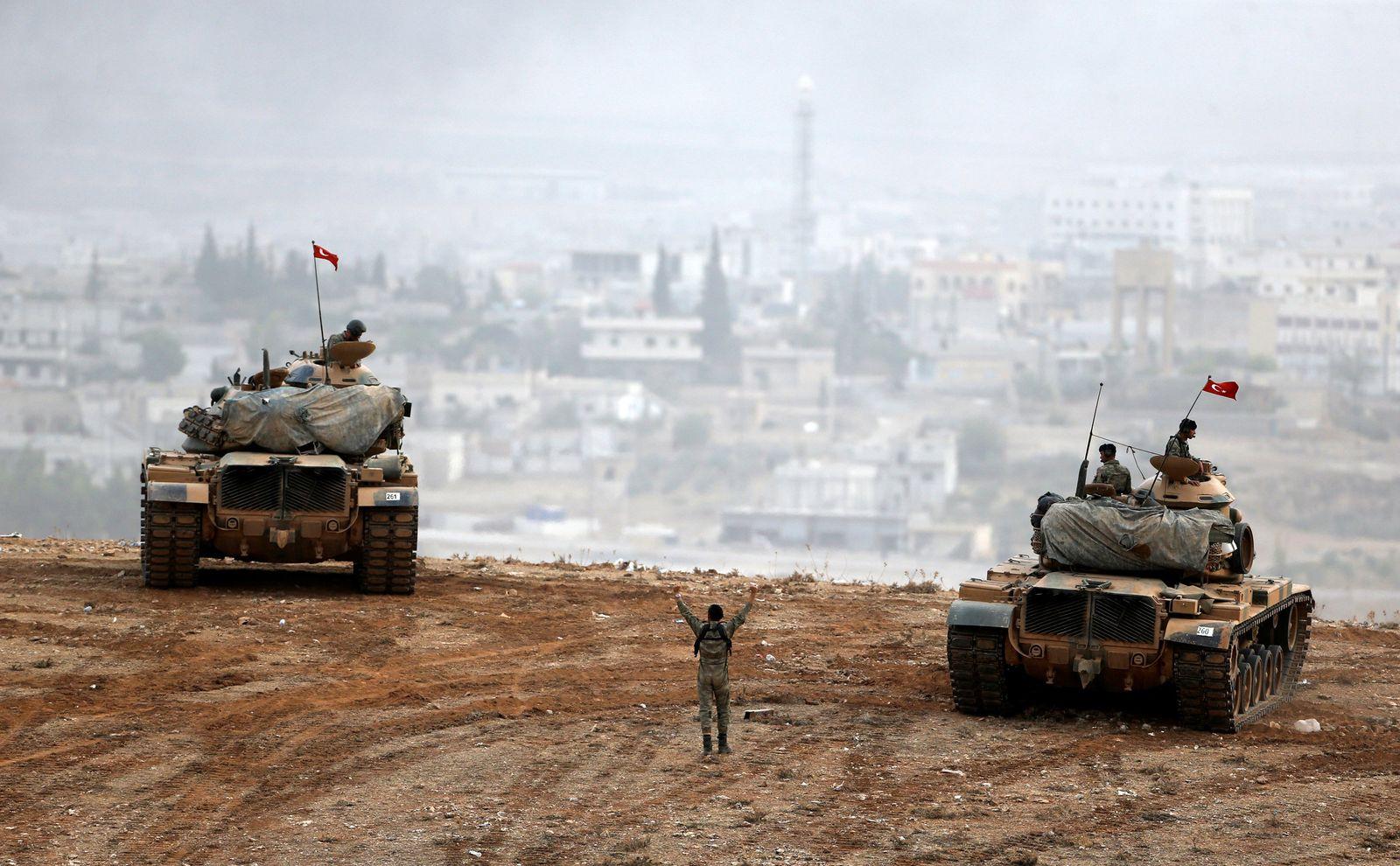 Türkei/ Syrien