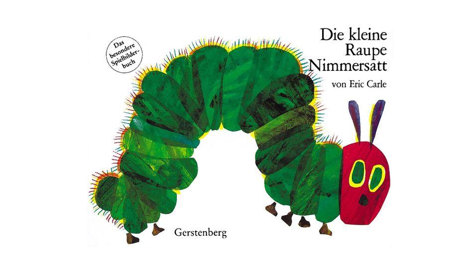 Cover von »Die kleine Raupe Nimmersatt«: Wer bin ich? Was will ich?