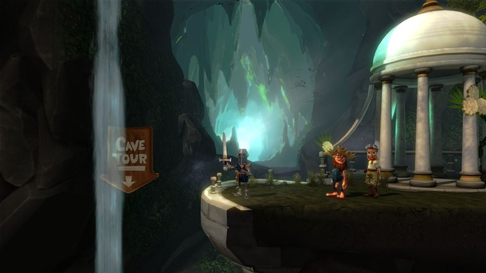 Angespielt: The Cave