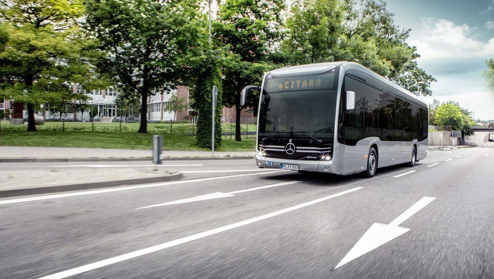 Elektro-Stadtbusse: Flüsternde Riesen