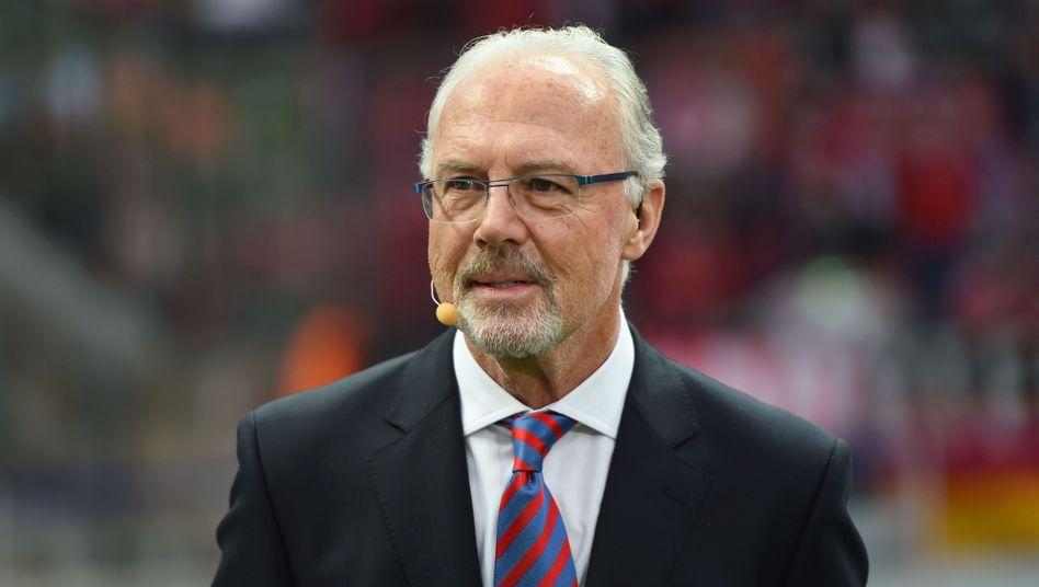 """Franz Beckenbauer: """"Success"""" klingt wie eine Mischung aus Sex und Exzess"""