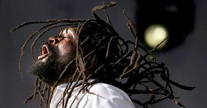 Reggae-Star Lucky Dube: Opfer der alltäglichen Gewalt am Kap
