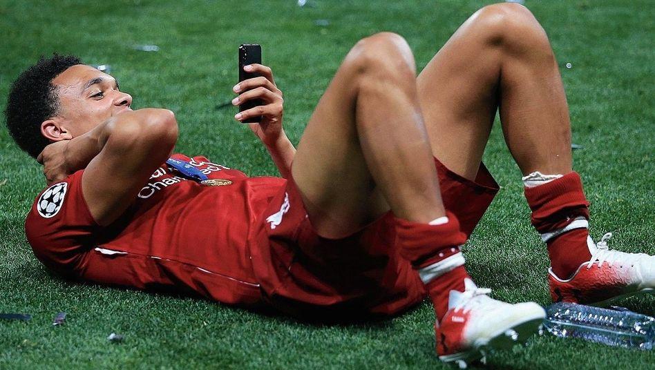 """Liverpool-Profi Trent Alexander-Arnold: """"Die Wahrnehmung war eingeschränkt"""""""