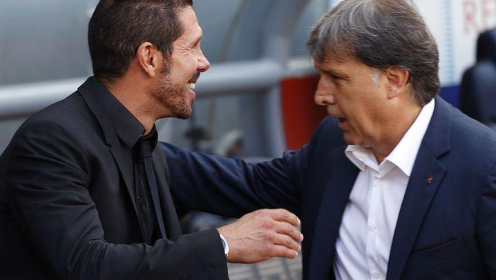 Spanischer Fußball: Duell um den Titel