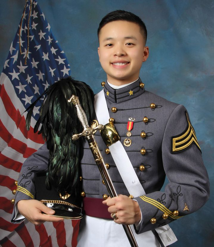 Peter L. Zhu an der United States Military Academy