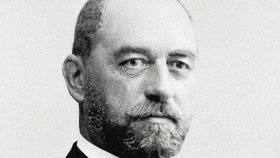 Unternehmer Duttenhofer um 1890:In Vergessenheit geraten