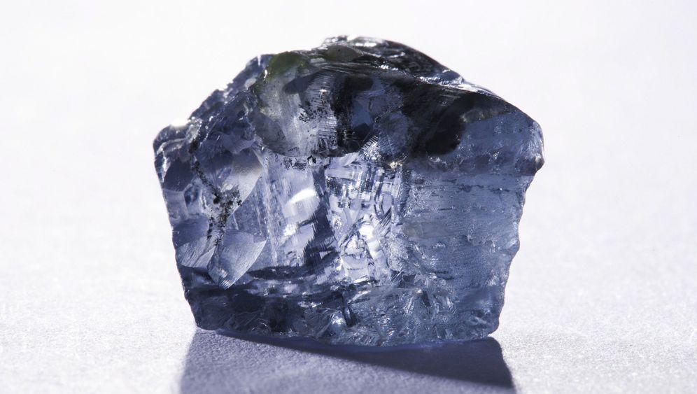 Seltener Fund: Blauer Riesendiamant bei Pretoria gefunden
