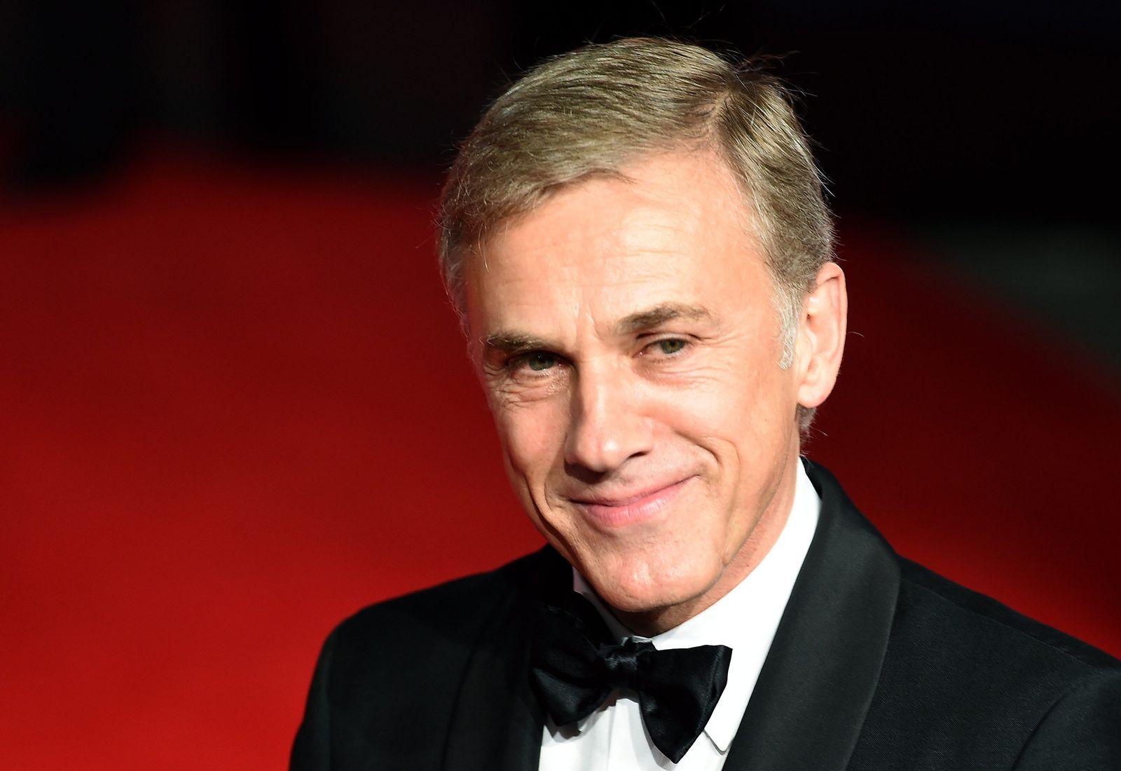 Christoph Waltz / James Bond / spectre-Premiere