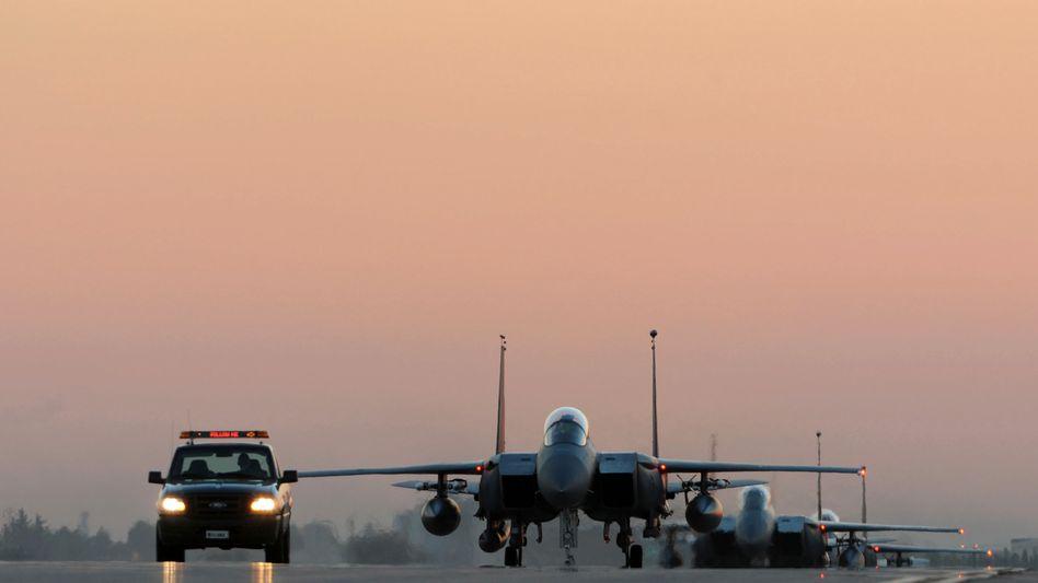 US-Kampfjets in Incirlik (Archivbild)