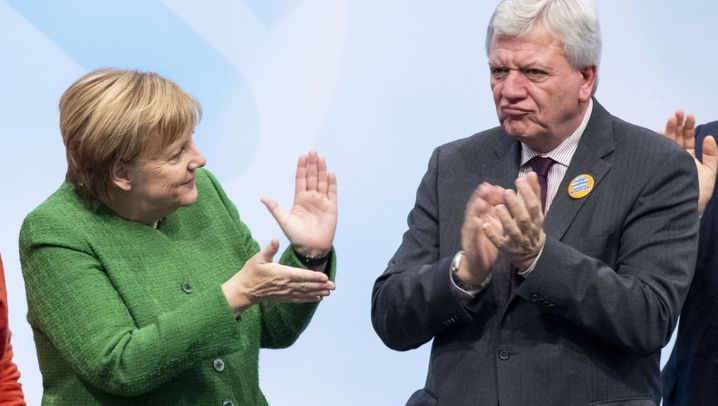 Angela Merkel: 18 Jahre CDU-Chefin - ein Rückblick