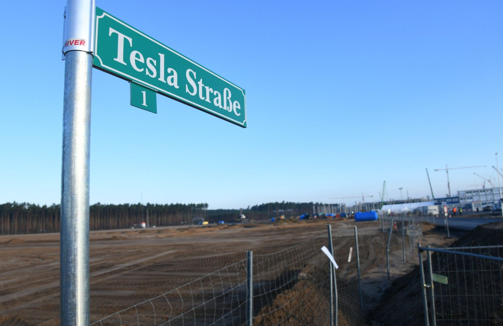 Tesla Gigafactory Berlin-Brandenburg