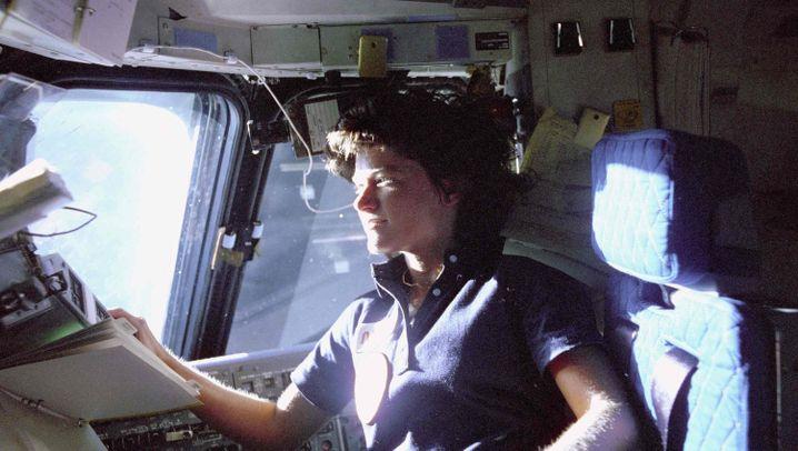 Tod einer Nationalheldin: Astronautin Sally Ride gestorben