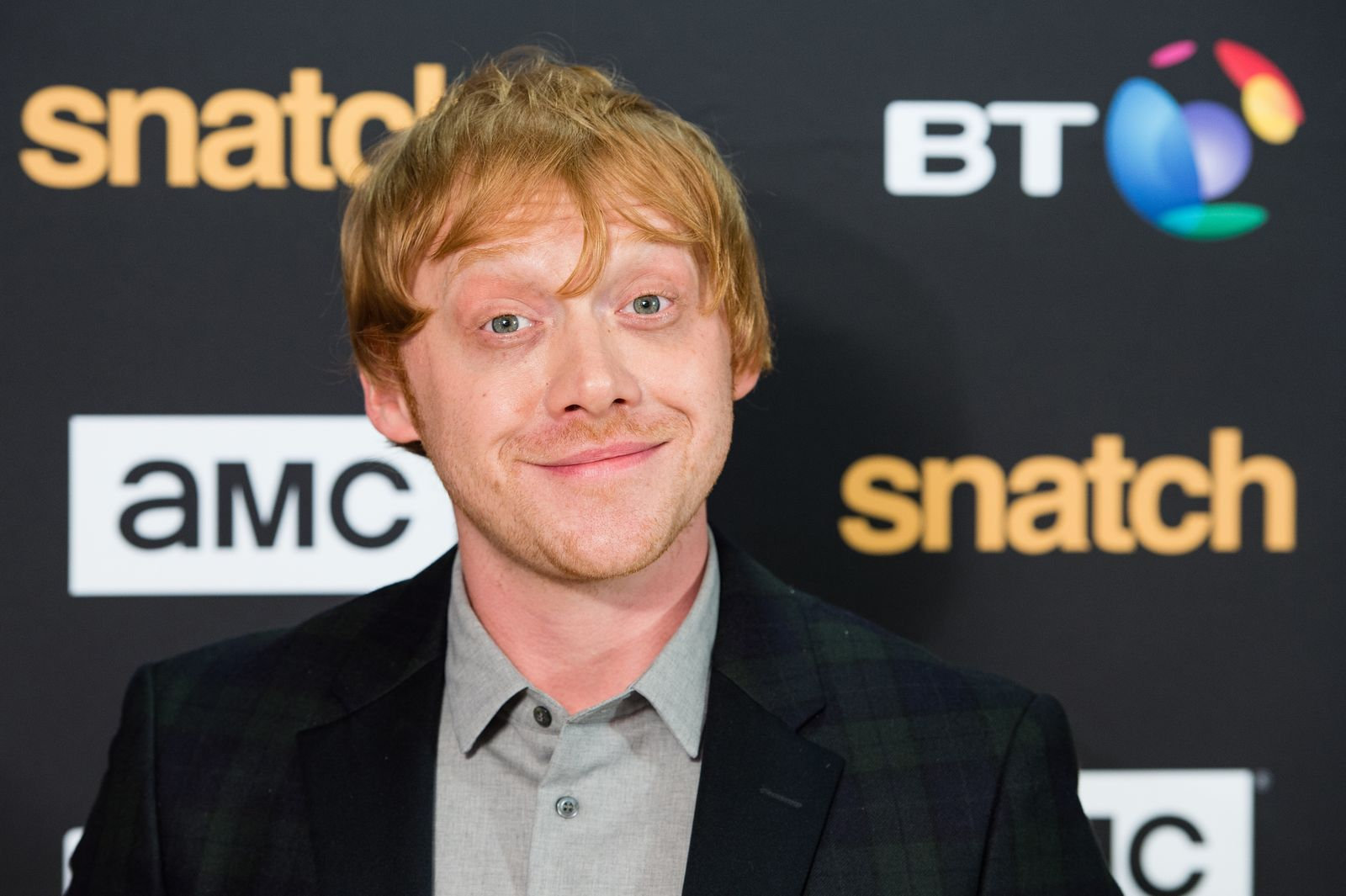 FILE: Rupert Grint Expecting First Child With Georgia Groome