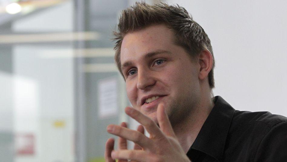 Datenschutz-Aktivist Max Schrems (Archiv): Hat gegen Facebook geklagt