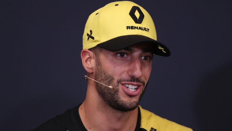 """Daniel Ricciardo: """"Mein nächstes Kapitel hat noch nicht begonnen, also lasst uns dieses stark beenden"""""""