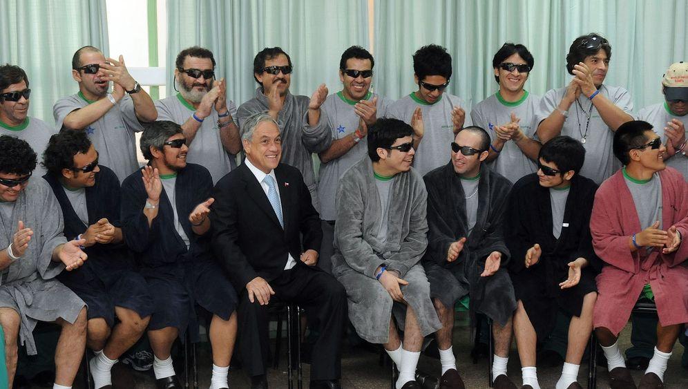 Das Wunder von Chile: Fit, gesund, frohen Mutes