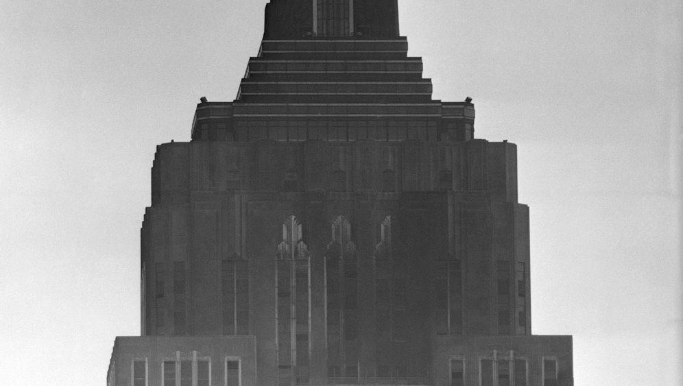 Flugzeugabsturz in 1945: Als das Empire State Building wankte