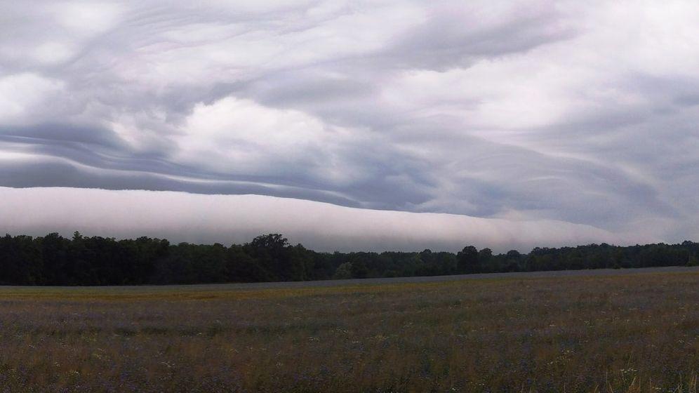 Ohne Worte: Die schönsten Wolkenbilder