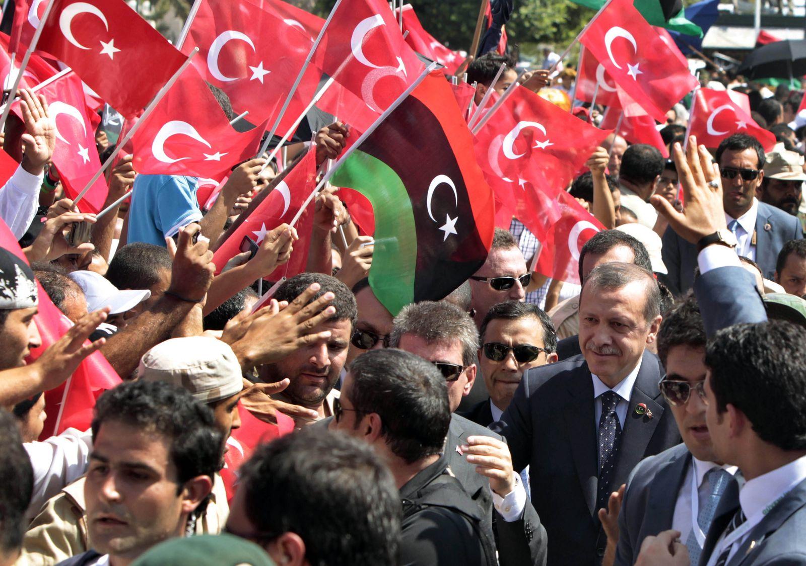 Erdogan/Libyen