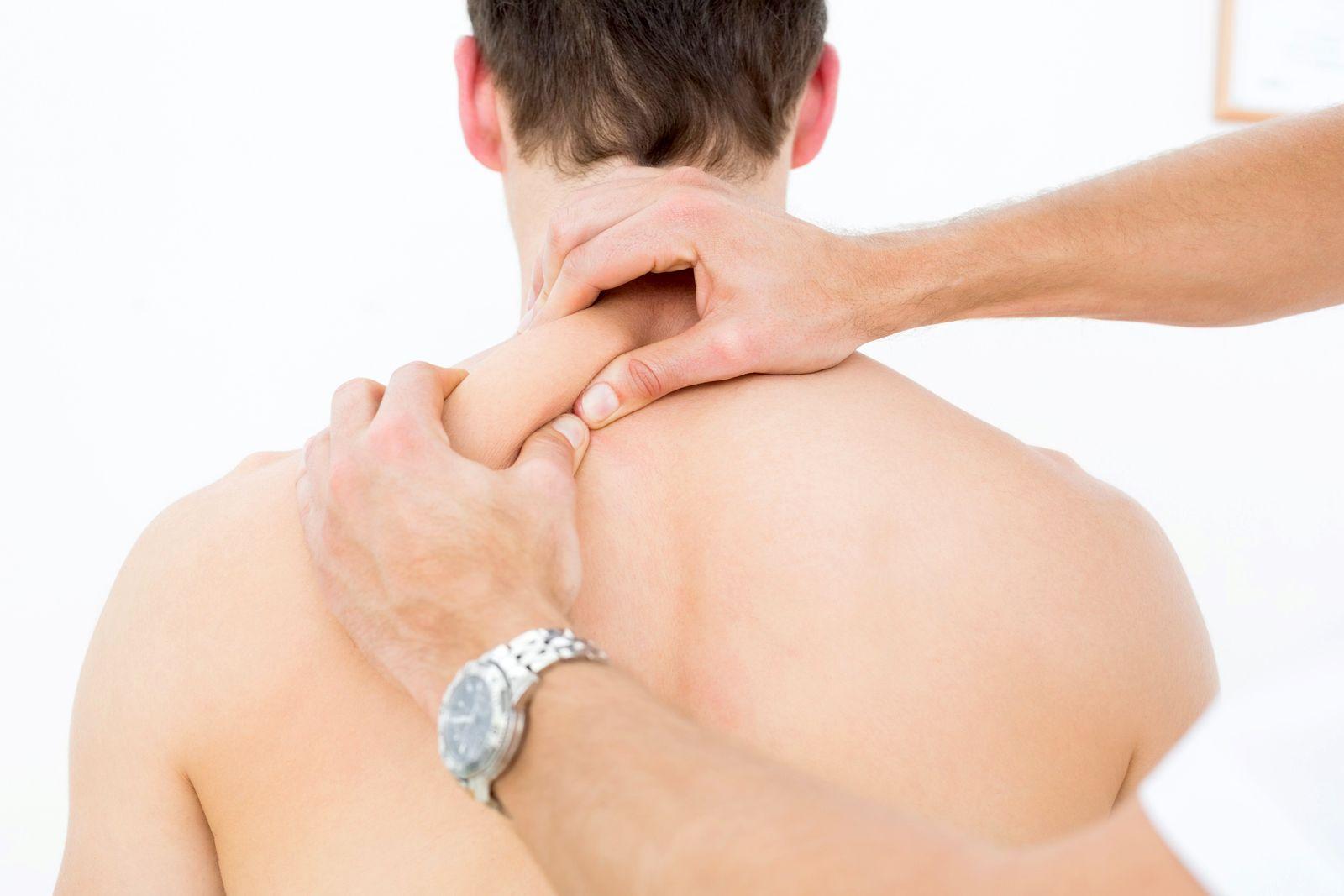 NICHT MEHR VERWENDEN! - Nacken / Massage