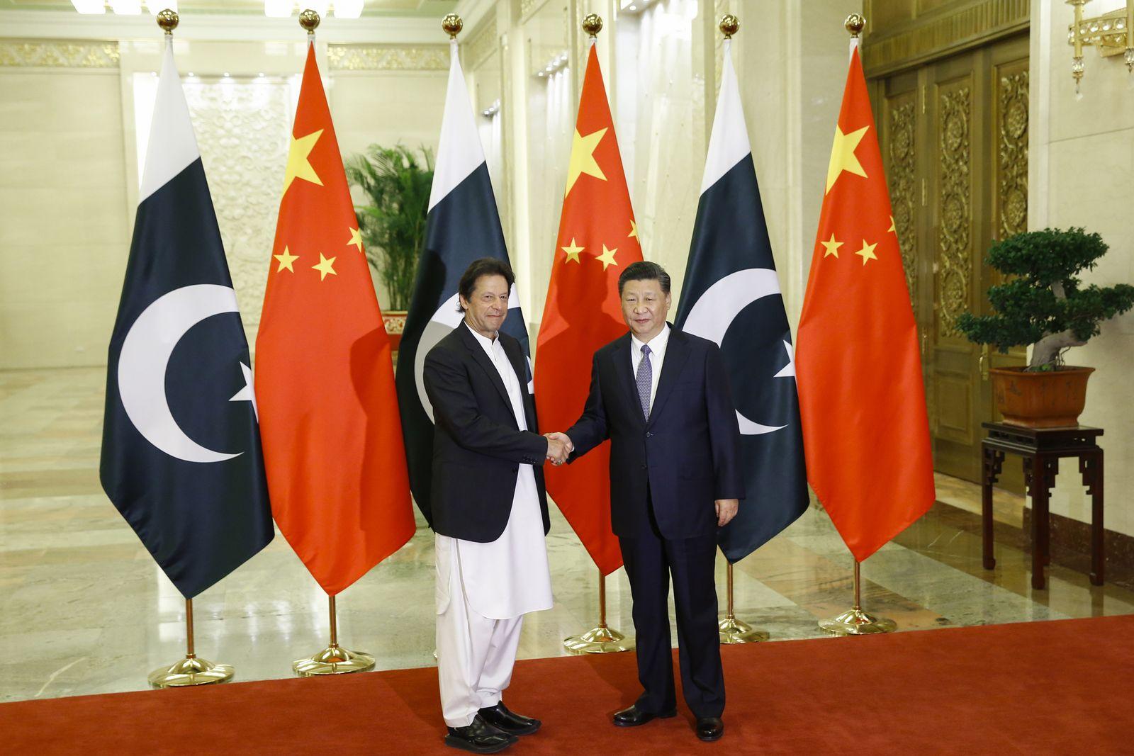 China/ Pakistan/ Khan/ Jinping