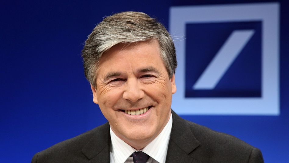 """Deutsche-Bank-Chef Ackermann: """"Risiken abgebaut"""""""