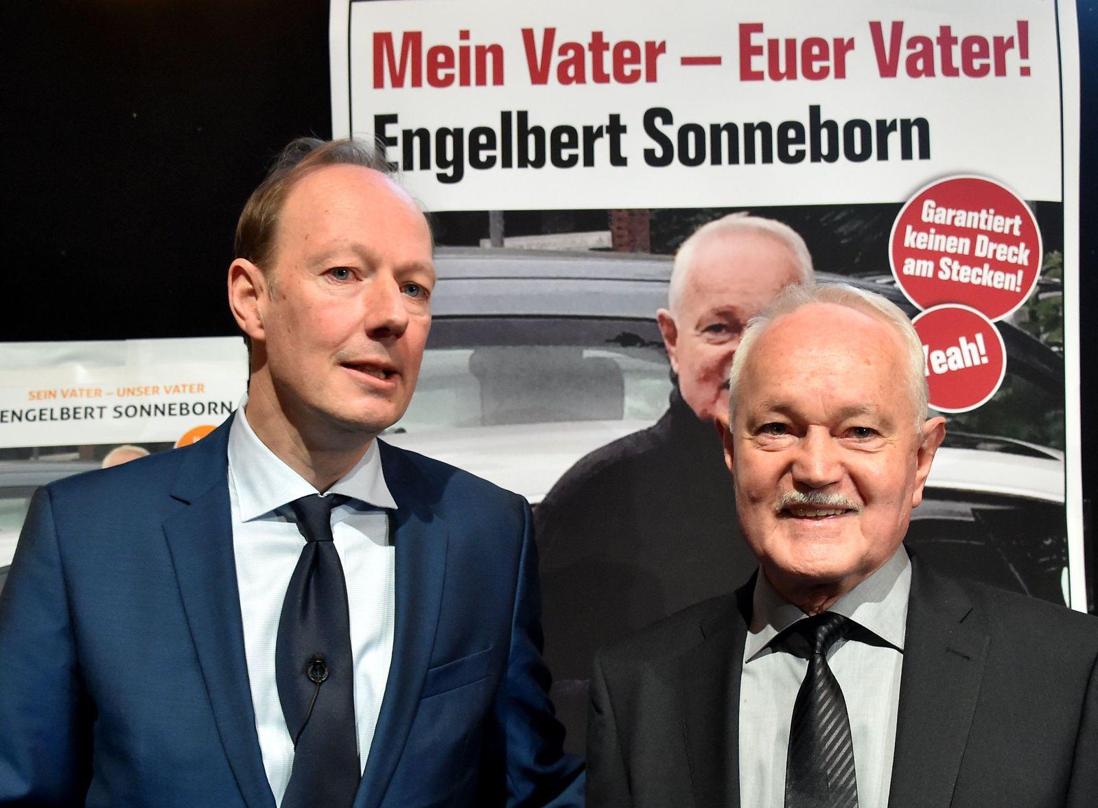 Engelbert Sonneborn / Bundespräsident