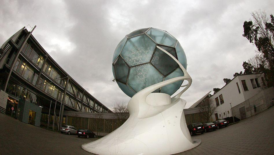 DFB-Zentrale in Frankfurt am Main (Archiv)