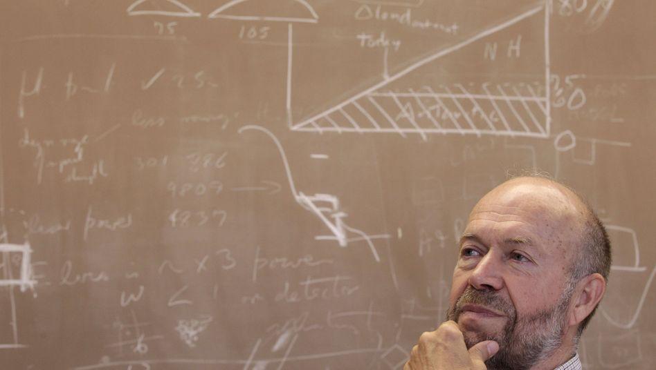 """Klimaforscher Hansen nennt Ausstieg aus der Atomenergie """"großen Fehler"""""""