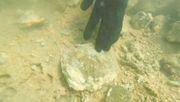 7000 Jahre alte Steinwerkzeuge im Meer entdeckt