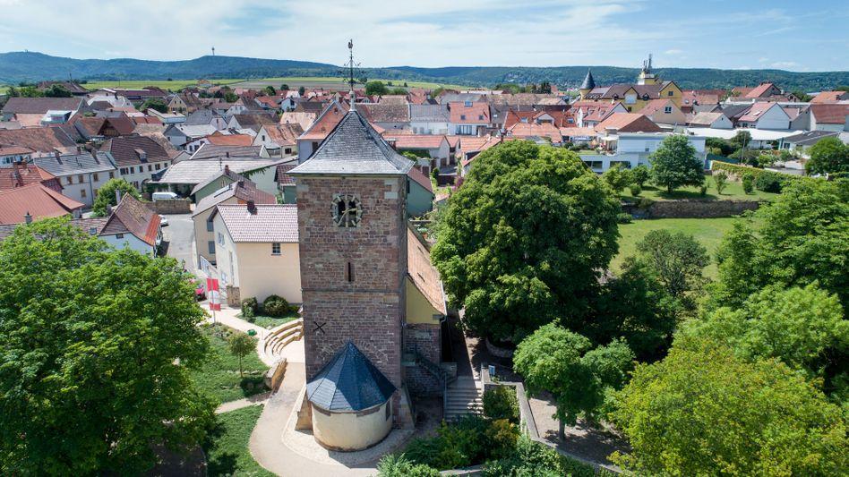 Jakobskirche in Herxheim am Berg