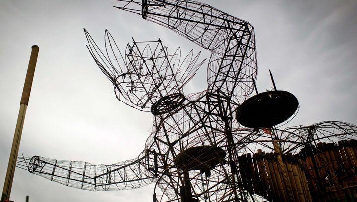 Karveval in São Paulo: Hopp und weg waren die Punkte