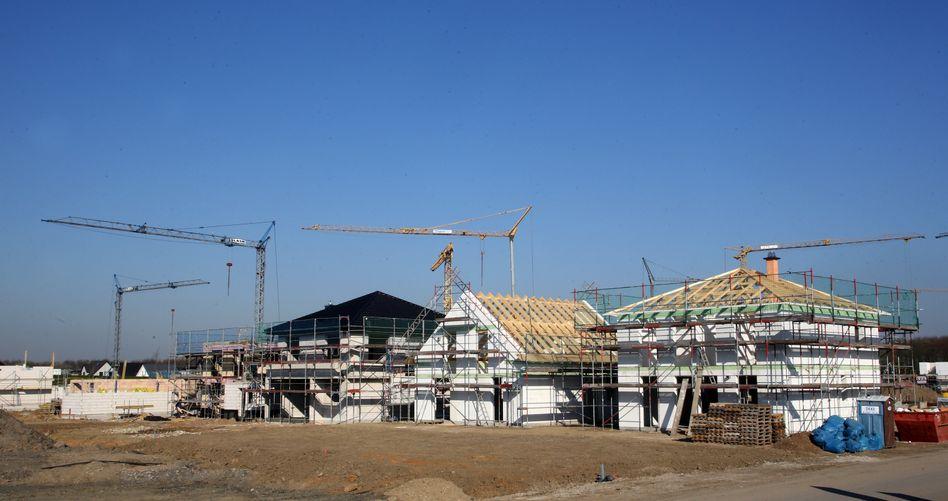 Neubaugebiet Niederberg in Neukirchen-Vluyn