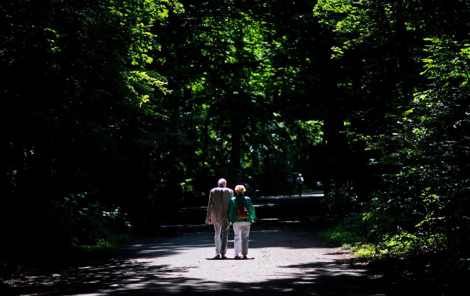 Rentner / Älteres Paar