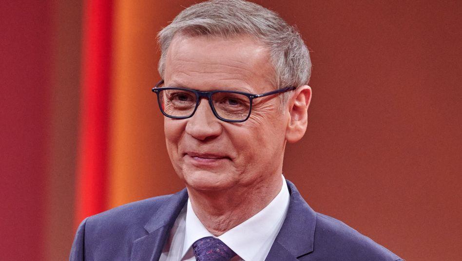Günther Jauch beim Jahresrückblick 2020: »Hartnäckigkeit des Virus unterschätzt«