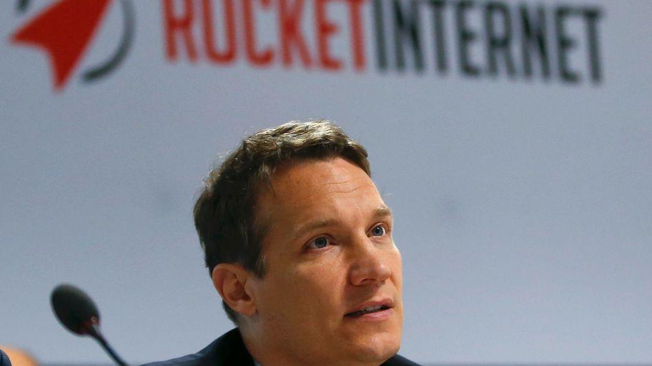 """Rocket-Chef Oliver Samwer: """"Top-Liga der Investoren"""""""