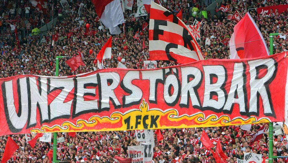 FCK-Fans im Fritz-Walter-Stadion: Öffentliche Gelder in der Kritik