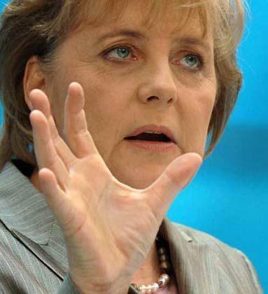Volksliedfan Merkel: Rettung des heimischen Liedguts