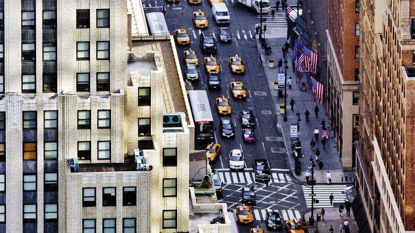 Touristenmagnet New York