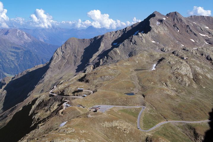 Timmelsjoch: Der Übergang von Tirol nach Südtirol gehört zu den schönsten Alpenübergängen überhaupt