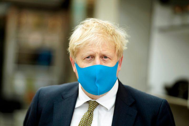 Das Land desbritischen Premierministers Boris Johnson ist in Europa am stärker von der Coronakrise betroffen