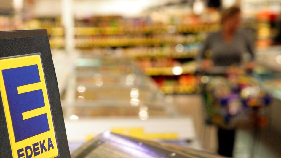 Edeka-Markt (in Hamburg): Kunden können das Produkt auch ohne Bon zurückgeben