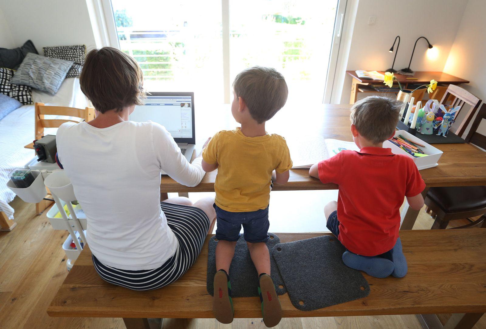 Coronavirus - Mit Kindern Zuhause