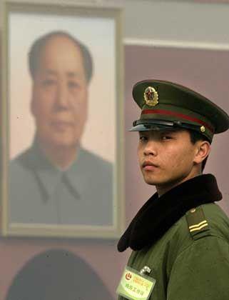 China 2004: Die Vergangenheit lebt