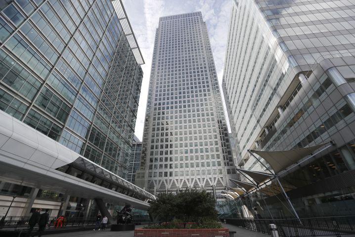 EBA-Sitz in London