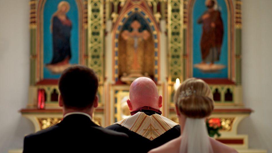Katholische Trauung