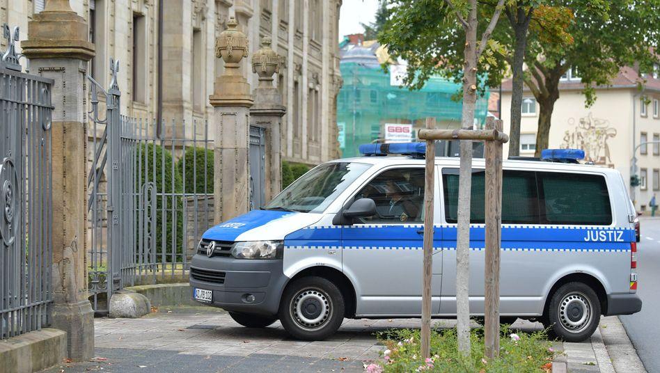 Anfang September wurde der Mann am Landgericht Landau verurteilt (Archiv)