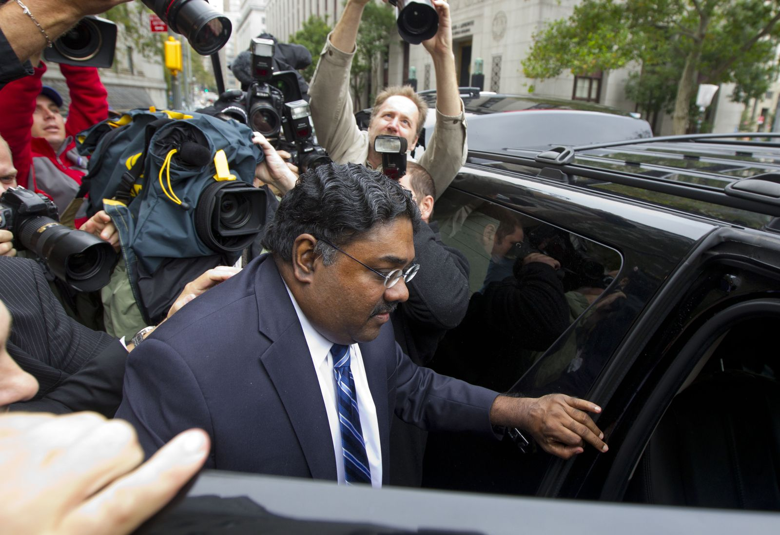 Hedge Fund Insider Trading Rajaratnam