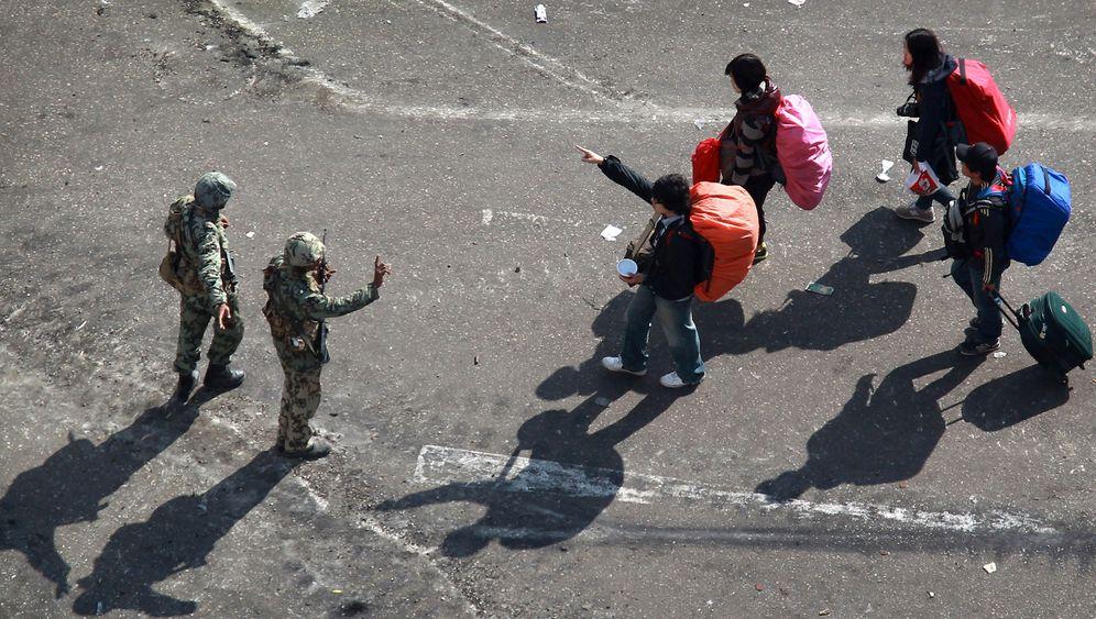Ägypten: Urlauberziel im Ausnahmezustand